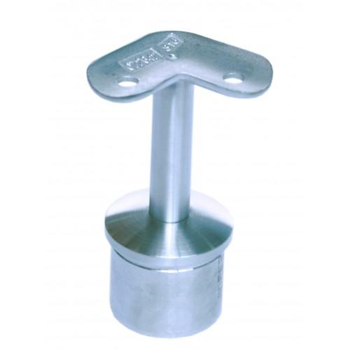 Support main courante 90° sur poteau